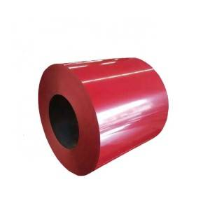 Ral9010 Steel Pre Painted Galvanized Steel Coil PPGI Coils