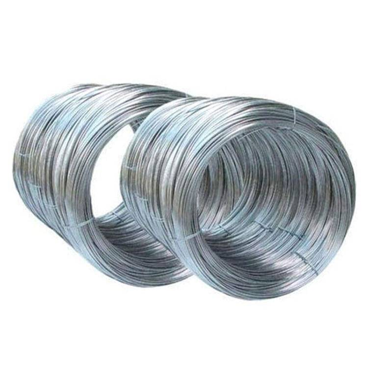 Zinc Coated Hot Dipped Galvanized Steel Wire Featured Image