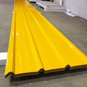 0.24mm corrugated roofing sheet