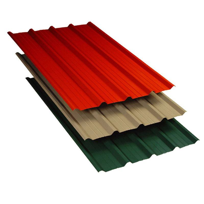 China 22 Gauge Corrugated Galvanized Zinc Roof Sheets Iron Steel Tin Roof Factory And Manufacturers Goldensun