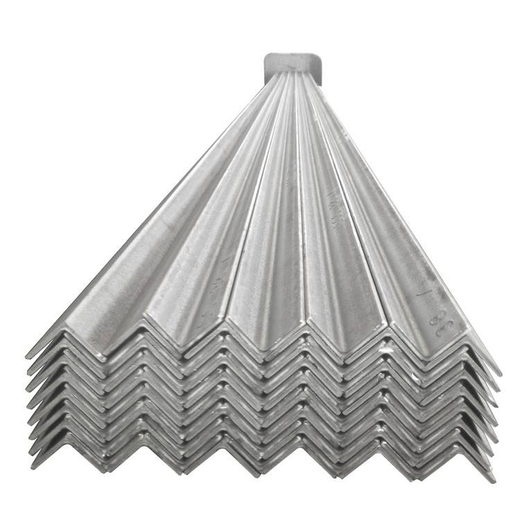 Galvanised angle bar Hot dipped hot gi galvanized angle steel with iron bar prices slotted angles Featured Image