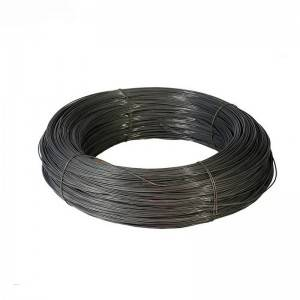 black iron wire/low price soft black annealed wire/black wire
