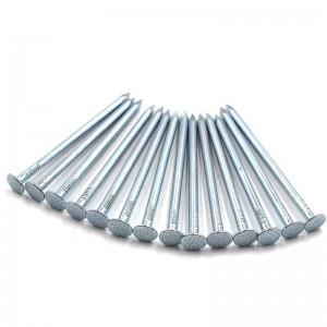 Low Carbon Q195 Common Iron Nails