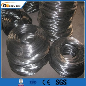 Low price black annealed binding wire from china