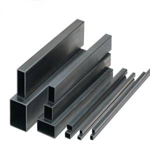 hot/cold rolled welded black ERW steel pipe