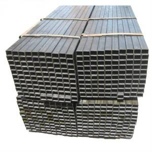 cold rolled black erw furniture annealed steel pipe