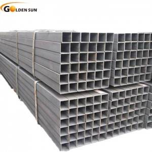 Hollow Section Metal Carbon Rectangular Square Steel Tube Price