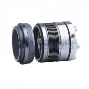 Metal Bellow Mechanical Seals-GW686