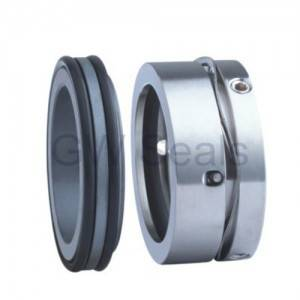 Wave Spring Mechanical Seals-GW68A