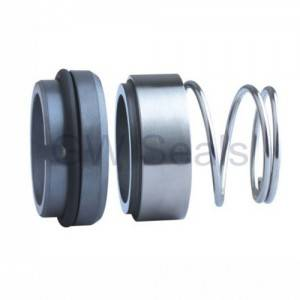 Single Spring Mechanical Seals-GW80D