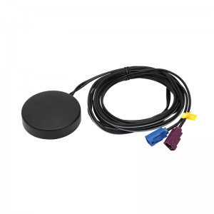 OMNI High Gain Disk Anti-UV GPS-antenni