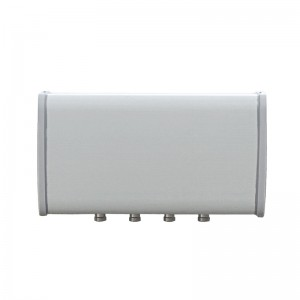 DIN Connector High Gain Wide Band Plate Antenna