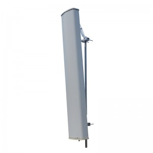 Outdoor Dual Band MIMO Sector 4G LTE Panel Base Station Antenna