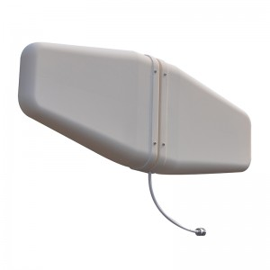 Wide Band LPDA Bidirectional Antenna