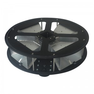 48dBi High Gain Car Double Rigged Horn Antenna