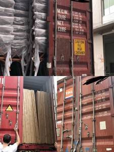 New Delivery for Sales Agent -