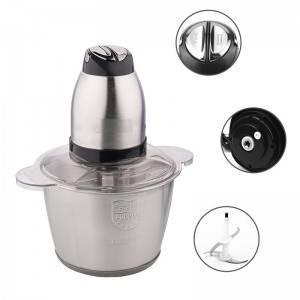 Chinese Wholesale Electric Meat Grinder Food Chopper No. Bc010