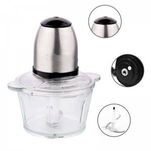 Multi Purpose Electrical Food Chopper Grinder No. Bc013