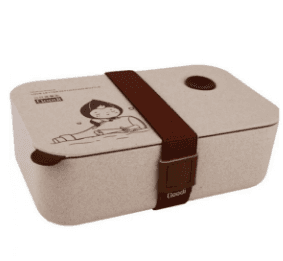 Nature Wheat Straw Food Box-No. Gd008-Dinnerware