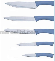 Stainless Steel Kitchen Knife Set Kns-B005