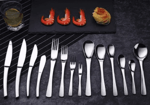 Stainless Steel Cutlery Set No-CS25
