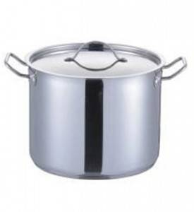 Stainless Steel Stock Pot-No.SP01