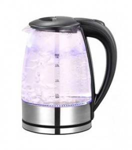 Good Supplier Glass Electrical Kettle, Safe High Borosilicate Glass Electric Water Heater