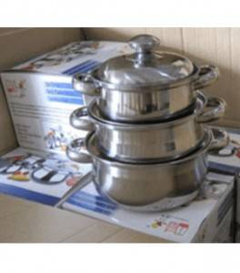 Stainless Steel Cookware Set-No.cs014
