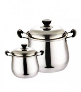 Stainless Steel Cookware Set Cooking Pot / Soup Pot Cp015