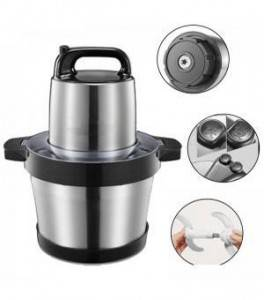 Commercial Stainless Steel Food Chopper Meat Blender with Big Capacity No. Bc015