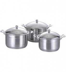 Stainless Steel Cookware Set-No.cs74