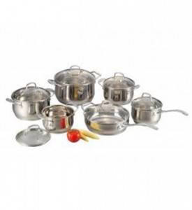 Stainless Steel Cookware Set-No.cs73