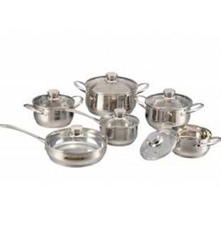 Stainless Steel Cookware Set-No.cs71 Featured Image