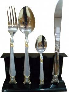 High Quality Hot Sale Stainless Steel Dinner Cutlery Set No. Bg1509