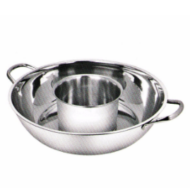 Stainless Steel Multi-Function Hot Pot Chafing Dish HP015