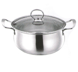 Stainless Steel Cookware Set Soup Pot/ Stockpot Cp004