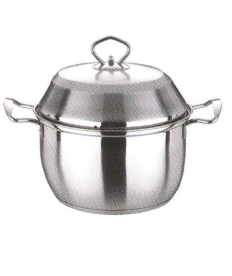 High Quality Stainless Steel Kitchenwares Cooking Pot Cp008