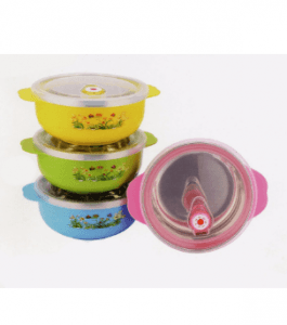 Stainless Steel Children Bowl Scb017
