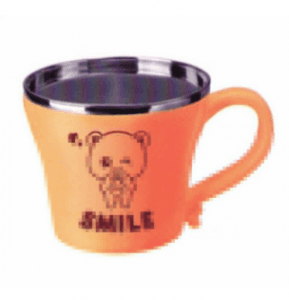 Stainless Steel Children Cups Scc003