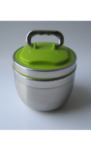 Stainless Steel Food Box Carrier with Hand Slb-P011