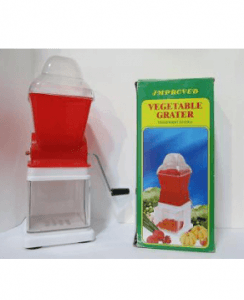 Large Size Plastic Vegetable Grater No. G013