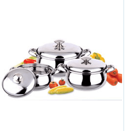 Stainless Steel Cooking Pot Cassreole Sp3-103