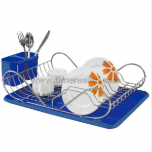 Kitchen Metal Wire Dish Drainer Rack No. Dra05