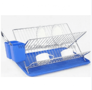Kitchen Metal Wire Dish Drainer Rack No. Dra06