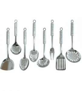 Stainless Steel Kitchen Cooking Tools 7PCS Set Ckt7-S02
