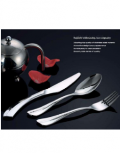 High Quality Stainless Steel Cutlery Dinner Set No. AA156