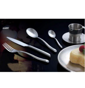 High Quality Hot Sale Stainless Steel Cutlery Dinner Set No. AA097