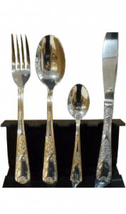 High Quality Hot Sale Stainless Steel Cutlery Dinner Set No. Bg1500