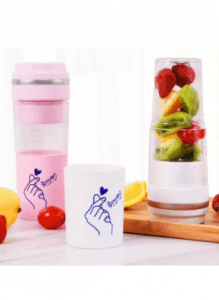 Low Price 300ml Portable Electric Mini  Juicer-No.MJ01