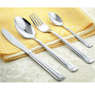 Stainless Steel Cutlery Set No-CS15 Featured Image